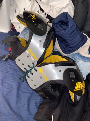 Football pads for Sale in Danbury, CT