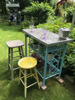 Potting stand , bar or plant stand for Sale in Beaver Falls, PA