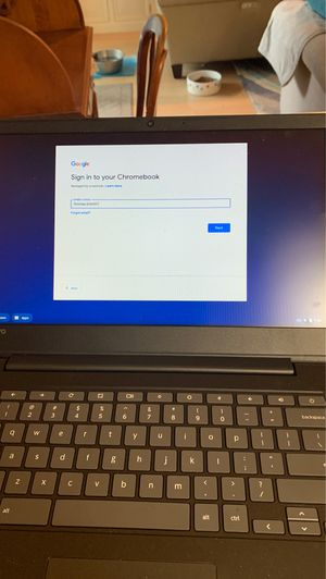 Google chromebook with charger $175 for Sale in Sacramento, CA