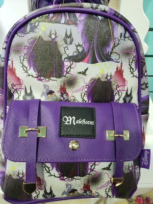 DISNEY MALEFICENT BACKPACK for Sale in Los Angeles, CA