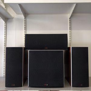 Polk Audio Powered Subwoofer with Speakers surround sound Pawn Shop Casa de Empeño for Sale in Vista, CA