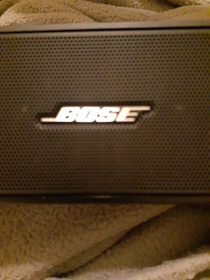Bose Solo 5 tv sound system for Sale in Bloomington, IL