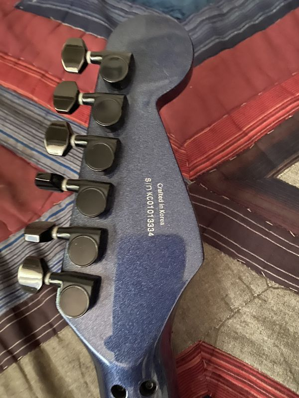 Fender Squier Stagemaster Deluxe HH