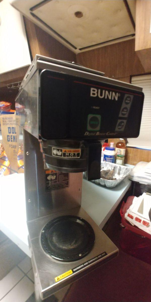 Bun coffe brewer
