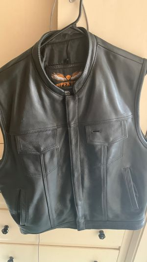 Motorcycle vest 50$ for Sale in Long Beach, CA