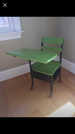 Antique child school desk for Sale in Great Falls, VA