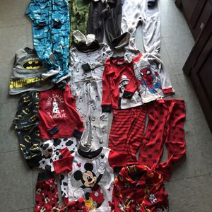 Baby Pajamas Size 3T for Sale in Pico Rivera, CA