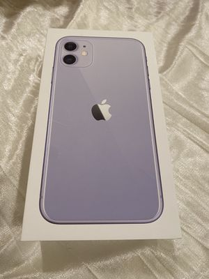 iPhone 11 purple for Sale in Los Angeles, CA