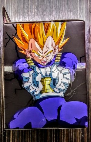 Super Saiyan Vegeta Collectable action figure for Sale in Temecula, CA