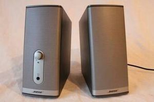 Bose Companion 2 Series II Speakers for Sale in Midlothian, VA