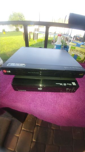 Two DVD players for Sale in Bartow, FL