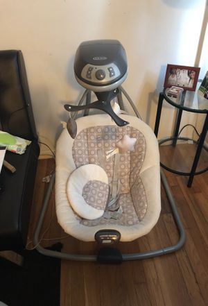 Graco baby swing NEEDS GONE ASAP for Sale in Richmond, VA