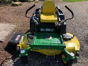 "John Deere 62"" zero turn mower tractor with 31 hours for Sale in Blawnox, PA"