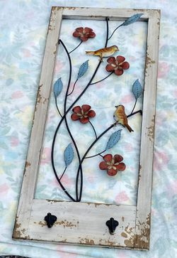 Wall Decorations Home Decor Gardn Accessories hanger Living Room, Laundry room Hanger flowers and Bird hanger key hooks, Holder for Sale in Miami,  FL