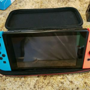 Nintendo Switch With All Accessories And Box for Sale in New York, NY