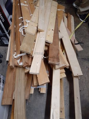 A lot of slats for twin mostly and full bed for Sale in Greensboro, NC