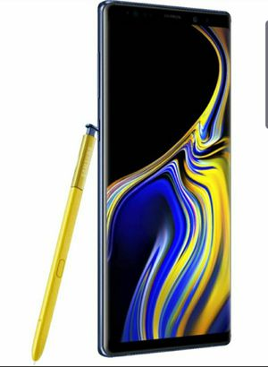 Note 9 Clean IMEI for Sale in Ontario, CA