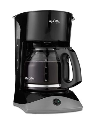 Mr. Coffee 12-Cup Coffee Maker, Black for Sale in Sanford, FL