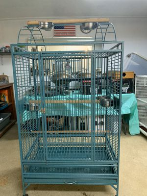 Large Premium Bird Cage for Sale in Silver Spring, MD