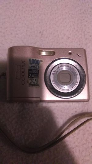 Nikon Coolpix digital camera for Sale in Cleveland, OH