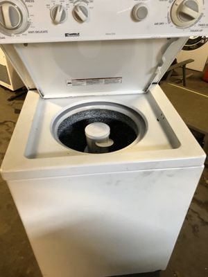 Washer and GAS dryer D 26 F 24 H 71. $225 for Sale in Cranston, RI