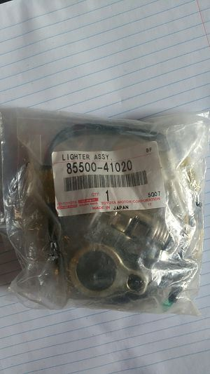 Toyota Avalon 95-04 lighter assembly for Sale in Portland, OR