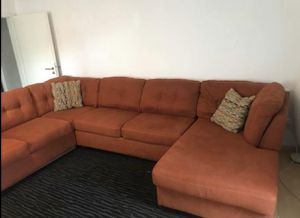 Ashley's Furniture Delta City Sectional for Sale in Newport News, VA