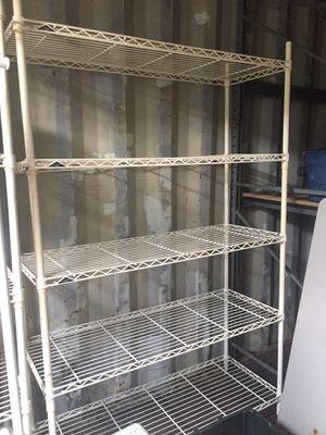 Metal shelving for Sale in Cedar Park, TX