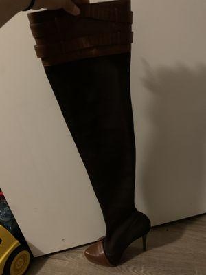Report signature boots style winston color black&brown size8 for Sale in Marietta, GA