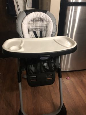 Graco Duo Diner 3 in 1 Convertible High Chair for Sale in Washington, DC