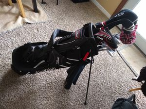 Titleist Golf Club Set 712 AP2 w 913 Driver for Sale in Pala, CA