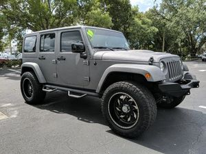 2015 Jeep Wrangler Unlimited for Sale in Sarasota, FL