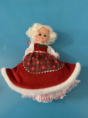 MADAME ALEXANDER Mrs. Claus Doll Vintage Collector's Item 1993 for Sale in Arlington, VA