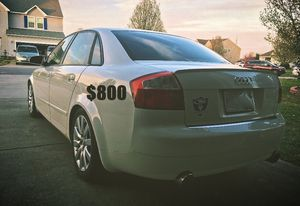 🍁$ 800 Selling my 2005 Audi A4 1.8 T Quattro🍁 for Sale in Oakland, CA