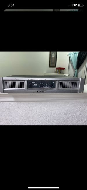 QSC (GX3)POWER AMPLIFIER for Sale in Tampa, FL