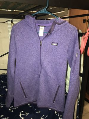 Patagonia full zip sweater for Sale in Hawarden, IA