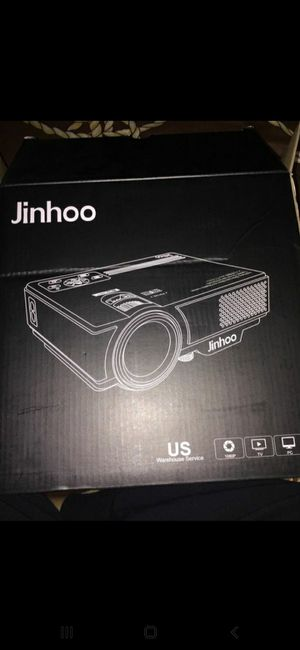 Jinhoo projector for Sale in Anaheim, CA
