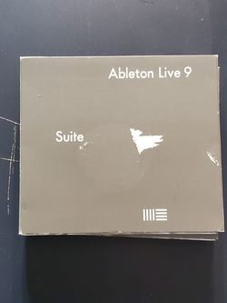 Ableton live 9 suite - full legal license for Sale in Houston,  TX