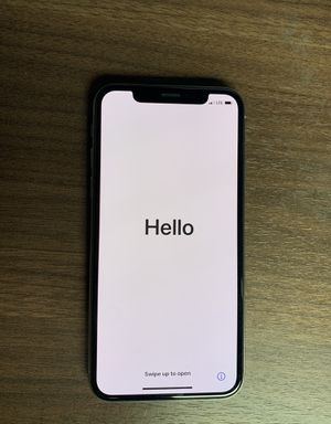 Unlocked Apple iPhone X (256GB/White) for Sale in Evergreen, CO