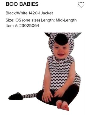 💥NEW BABY COSTUME for Sale in Sparks, NV