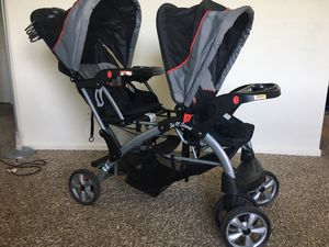 Sit N Stand Plus Double Stroller for Sale in Clifton Heights, PA