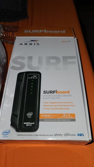 Arris Surfboard Sbg10 Router for Sale in Modesto, CA