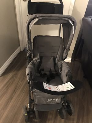 Joovy Double Tandem Stroller for Sale in San Diego, CA