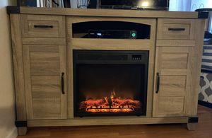 Electric Fireplace TV Stand for Sale in San Jose, CA