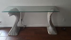 Glass Table for Sale in Clovis, CA