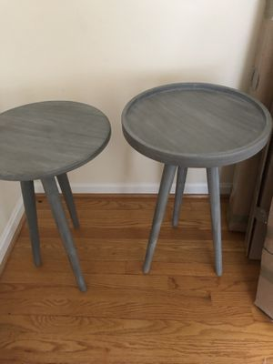 Gray tables for Sale in Herndon, VA