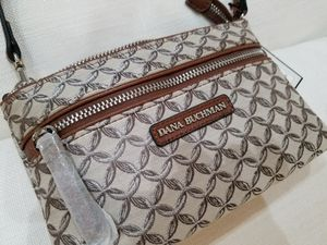 BRAND NEW w/Tags!! Dana Buchman Ladies Woman Wristlet Purse Bag Handbag Tote Satchel + Zippered Compartments Storage Organizer for Sale in Monterey Park, CA