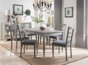 Table & 6 Side Chairs for Sale in The Bronx, NY