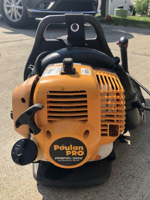 Poulan Pro Backpack Blower for Sale in Durham, NC