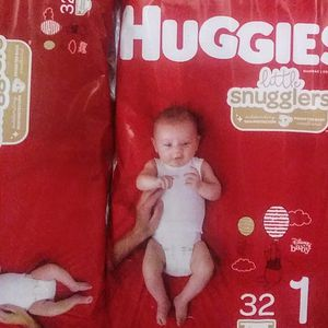 Huggies Size 1 for Sale in Commerce, CA